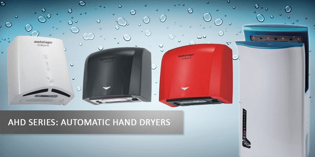 Automatic super fast hand dryers