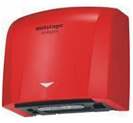 wall mounted hand dryer ahd-2013R Red Colour