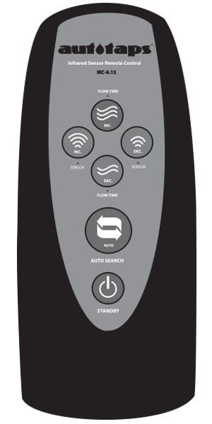 IRC-6.13 Sensor remote control